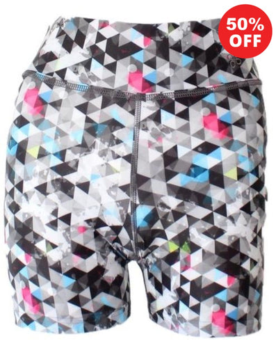 The Prism Effect Active Wear Shorts Active