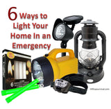 6 Emergency Lighting Ideas