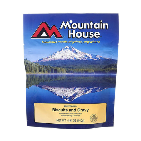 MH Biscuits and Gravy Pouch