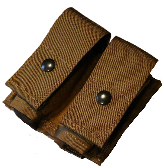 Double 40MM HE Grenade Pouch