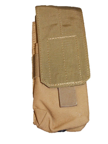 Double Magazine Pouch Coyote