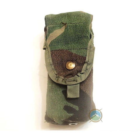 Double Mag Pouch - Woodland Grade 3