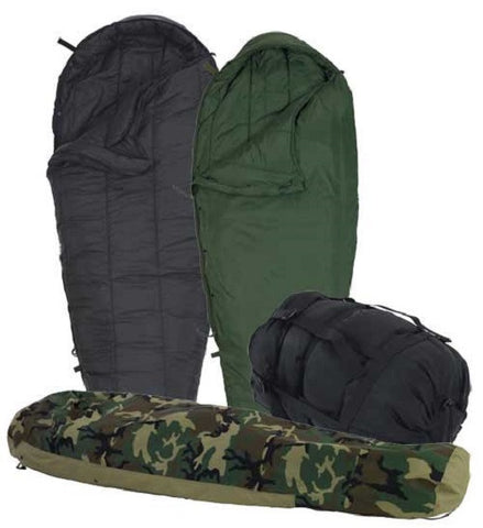 New 4 PC Military Sleep System w/ Used Sack