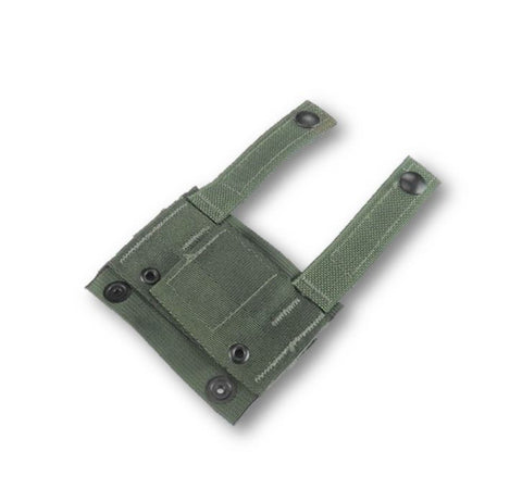 MOLLE K-Bar Adapter Green