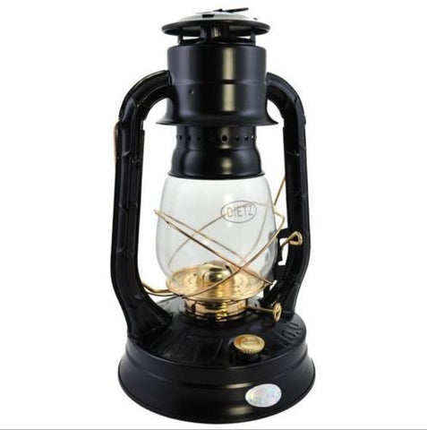 Dietz Air Pilot Lantern-Gold Trim