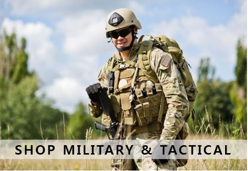 Military & Tactical Gear