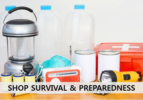 Wilderness & Disaster Preparedness