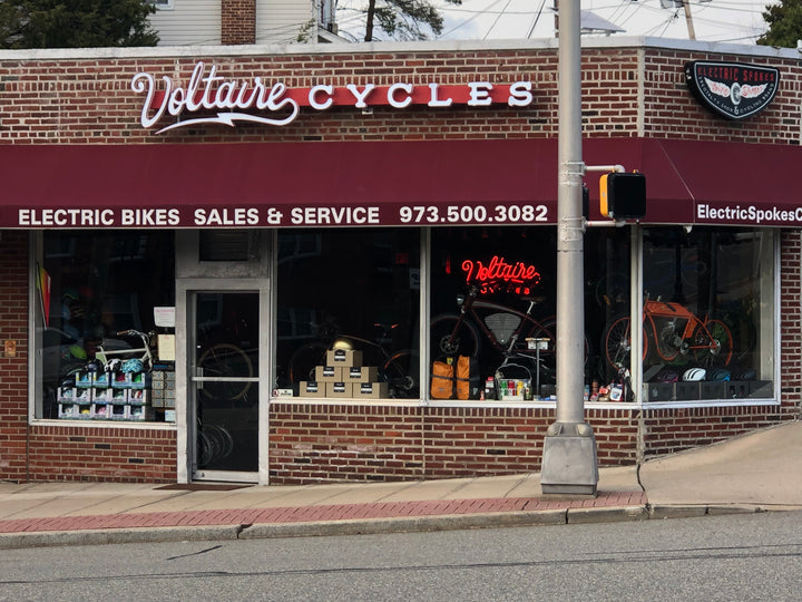 The 1 Electric Bike Store In New Jersey