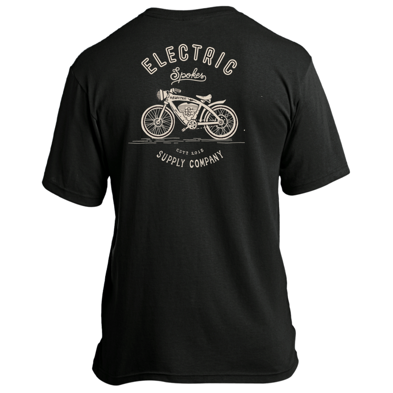 The Electric Spokes Apparel Collection