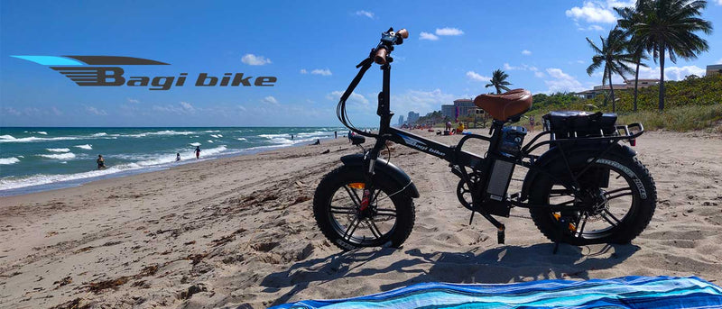 BagiBike Parts & Accessories