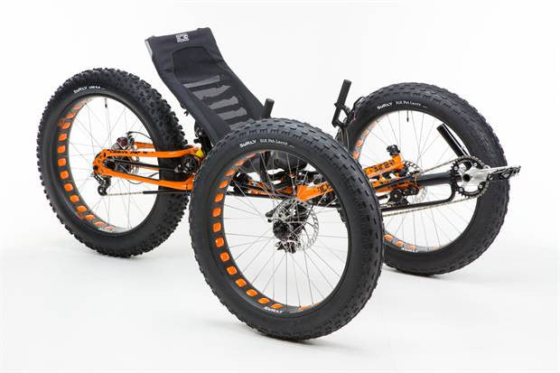 Fat Tire Bikes and Trikes