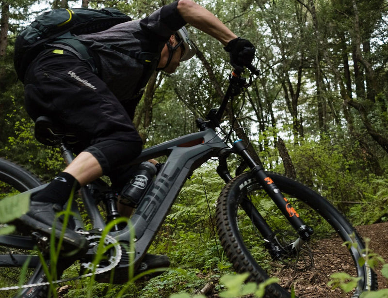 eMTB Full Suspension Collection