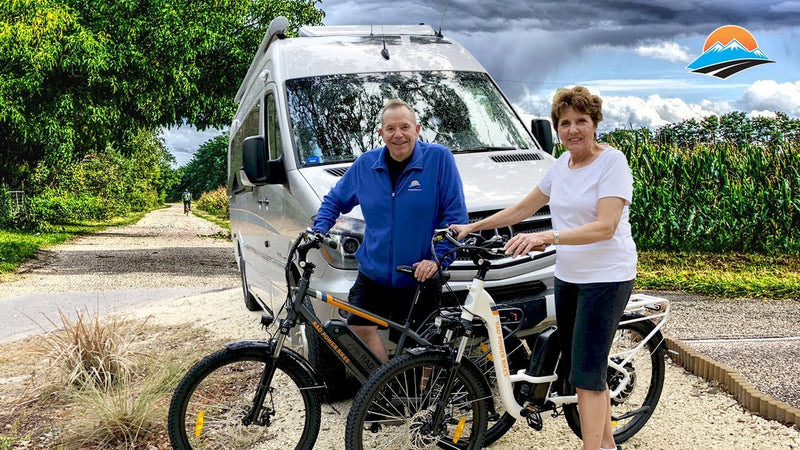 E-Bikes for Couples