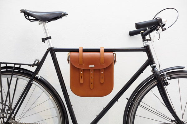 Brooks B3 Leather Bicycle Bag