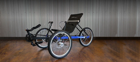 TerraTrike Rover - Voltaire Cycles