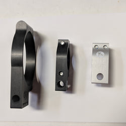 1-Hole Clamp-On Idler Mount-Recumbent Accessories-TerraCycle-Voltaire Cycles of Verona