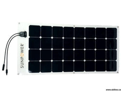 100W Flexible Solar Panel-Battery Charger Accessories-Grin Technologies-Voltaire Cycles of Verona