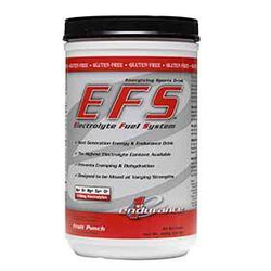 1st Endurance Efs 800g Drink Mix Fruit Punch 25 Servings-Nutrition-1st Endurance-Voltaire Cycles of Verona