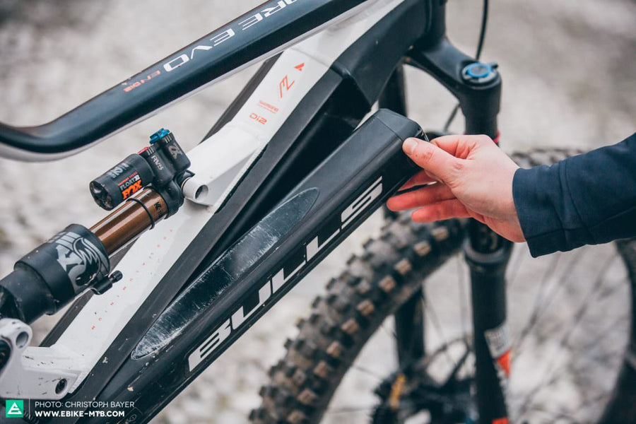 Bulls eMTB FULLY E-Core EVO EN Di2 27.5 Plus-The Electric Spokes Company
