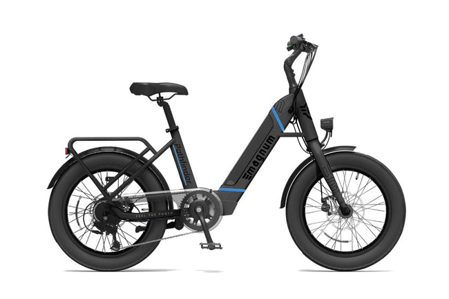 Magnum Pathfinder 500W-Electric Bicycle-Magnum-Voltaire Cycles of Verona