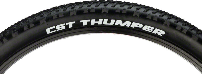 CST Thumper 26 x 2.1 Bicycle Tire-Bicycle Tires-CST-Voltaire Cycles of Verona