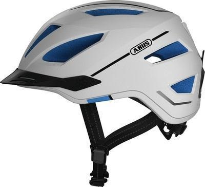 Abus Pedelec 2.0 E-Bike Helmet-Helmets-Abus-Motion White-Medium (52-57cm)-Voltaire Cycles of Verona