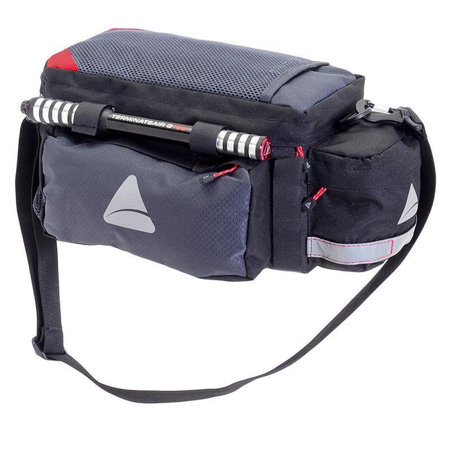 Axiom Cartier Trunk Bag-Bicycle Trunk Bags-Axiom-Voltaire Cycles of Verona