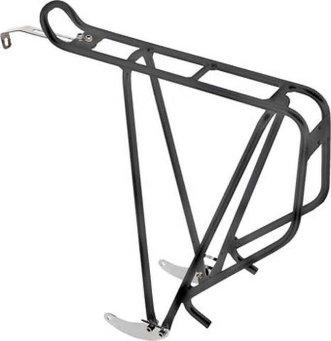 Axiom Streamliner Road DLX Rear Bicycle Rack-Bicycle Racks - Bike Mounted-Axiom-Voltaire Cycles of Verona
