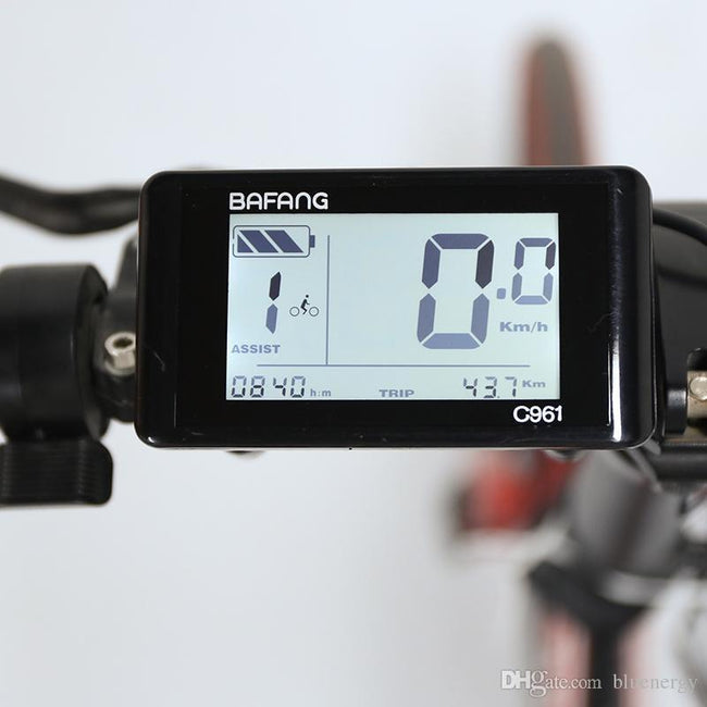 Bafang BBSXX Display - C961-E-Bike Parts-Bafang-Voltaire Cycles of Verona