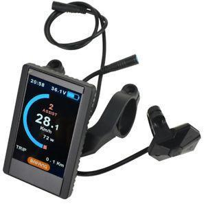 Bafang DPC-14 Display for E-Bikes-E-Bike Parts-Bafang-Voltaire Cycles of Verona