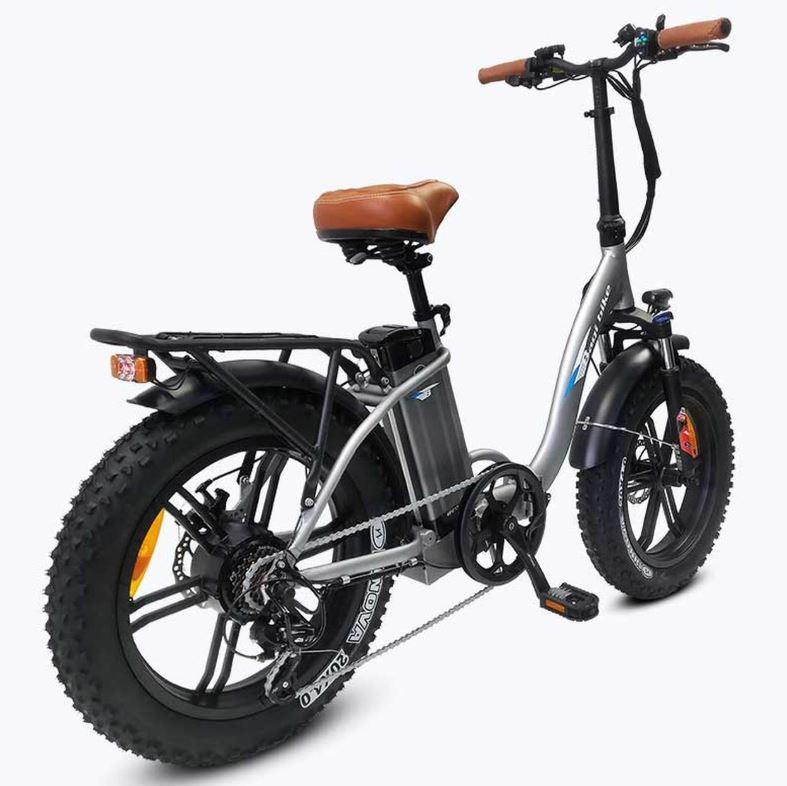 Bagi Bike B10 Bold Fat Tire - Folding E-Bike-Electric Bicycle-Bagibike-Voltaire Cycles of Verona