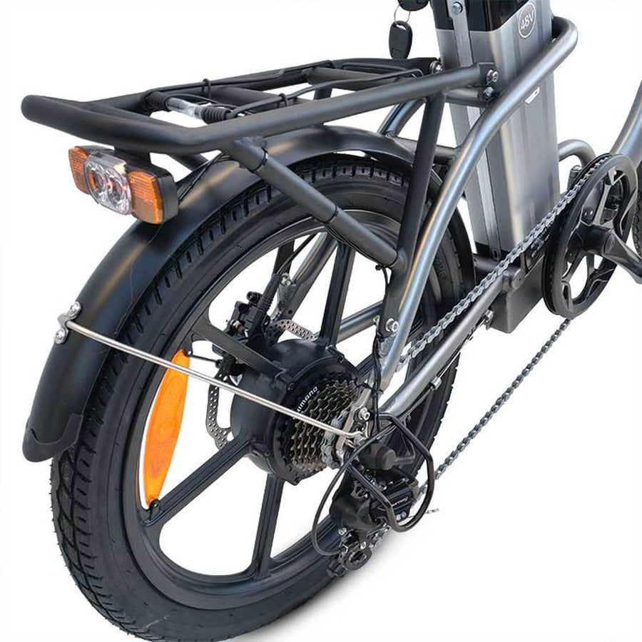 Bagi Bike B10 Street - Folding E-Bike-Electric Bicycle-Bagibike-Voltaire Cycles of Verona