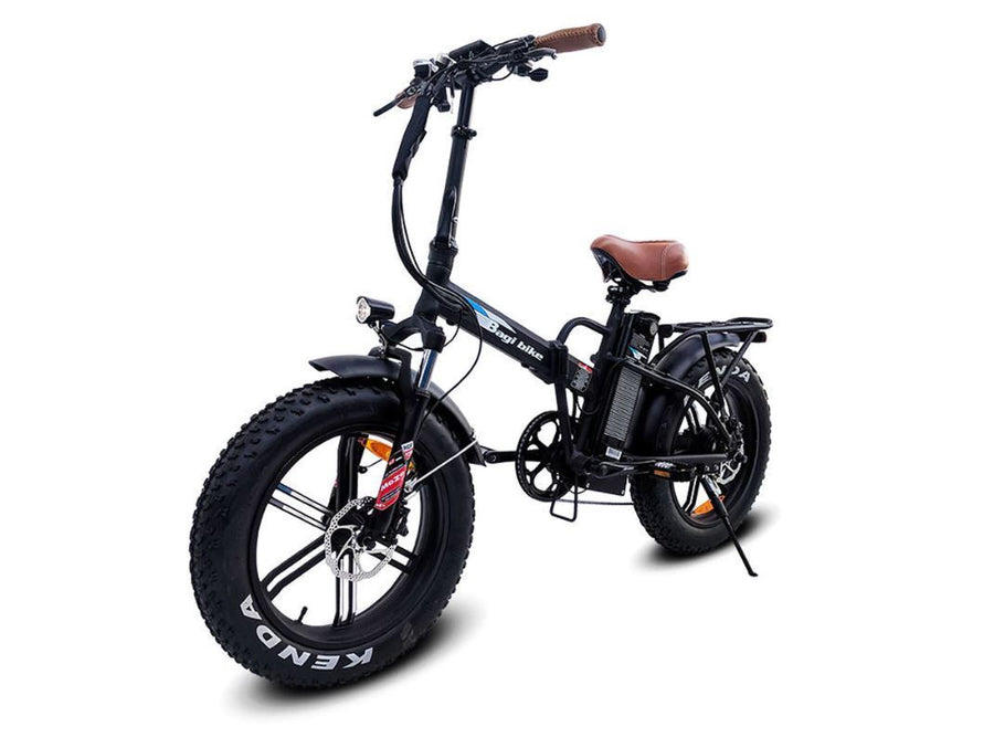 Bagi Bike B20 - Fat Tire Folding E-Bike-Electric Bicycle-Bagibike-Voltaire Cycles of Verona