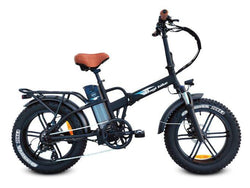Bagi Bike B20 Hero - Fat Tire Folding E-Bike-Electric Bicycle-Bagibike-Voltaire Cycles of Verona