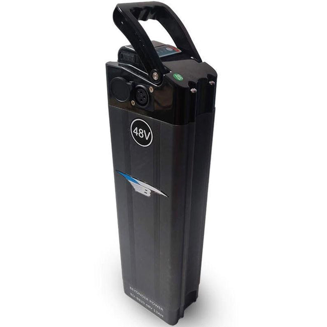 Bagi Bike Battery for B10 & B20 - 48v 13ah Lithium Ion-E-Bike Batteries-Bagibike-Voltaire Cycles of Verona
