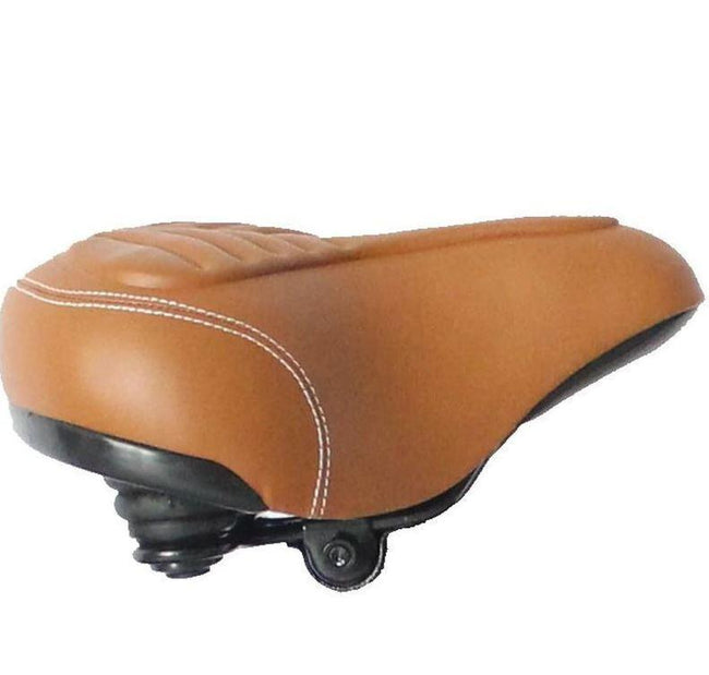 Bagi Bike Leather Saddle-Saddles-Bagibike-Voltaire Cycles of Verona
