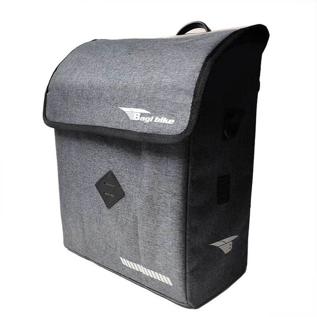 Bagi Bike Pannier Rack Mount Bag-Bicycle Panniers-Bagibike-Voltaire Cycles of Verona