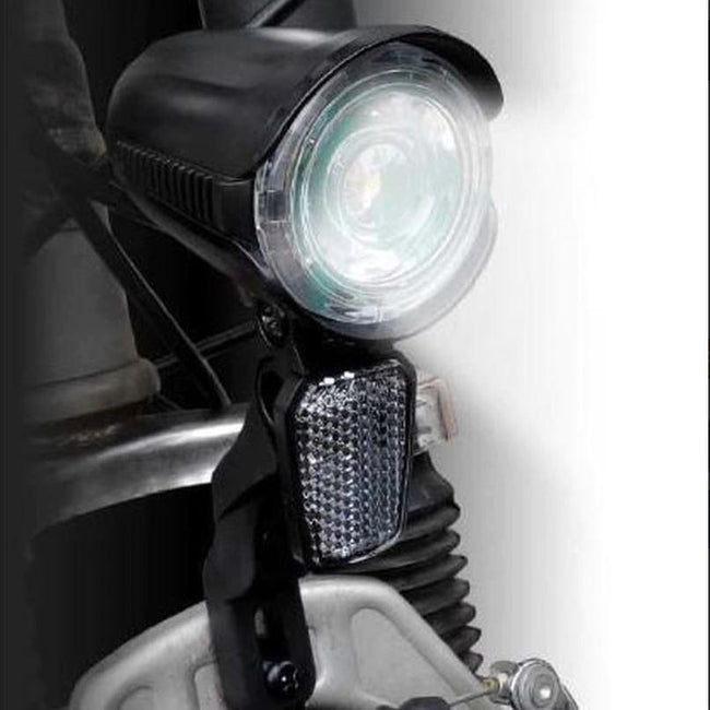 Bagi BikeFront Headlight with Horn-Bicycle Lights-Bagibike-Voltaire Cycles of Verona