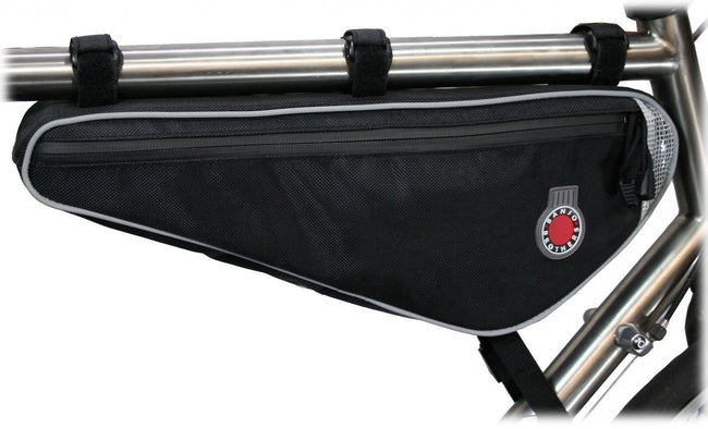 Banjo Brothers Bicycle Frame Pack-Bicycle Frame Bags-Banjo Brothers-Voltaire Cycles of Verona