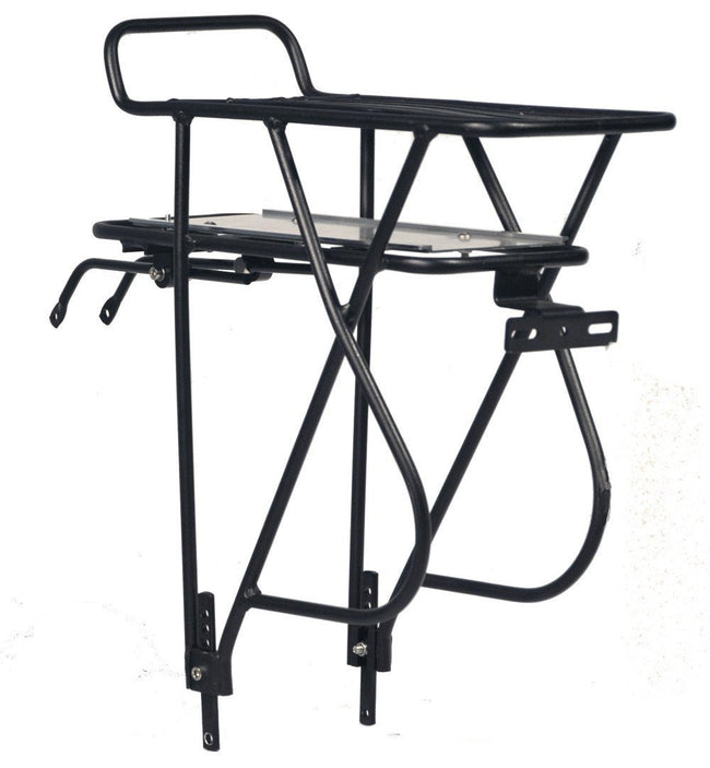 BATTERY RACK 2-TIER LITHIUM-Bicycle Racks - Bike Mounted-Electric Bike Technologies-36v li-ion-Voltaire Cycles of Verona