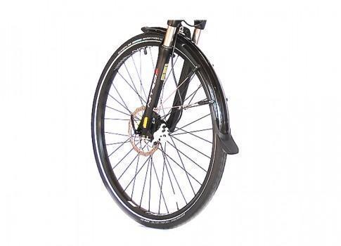 BH Easy Motion Fenders for Evo Models-E-Bike Parts-BH Easy Motion-Front-Voltaire Cycles of Verona