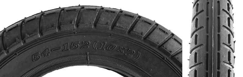 "Bicycle Tire 10"" x 2.0""-Bicycle Tires-Sunlite-Voltaire Cycles of Verona"