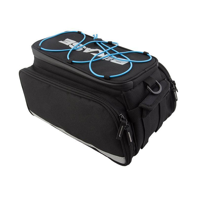 Bikase Big Daddy Rack Bag 2-Bicycle Trunk Bags-Bikase-Voltaire Cycles of Verona