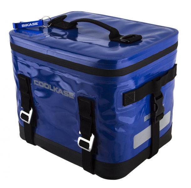 BiKASE CoolKASE Rear Rack Bag-Bicycle Trunk Bags-Bikase-Voltaire Cycles of Verona
