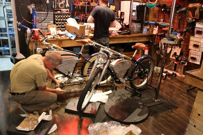 Bike Repair Services - $15.00-Service-The Electric Spokes Company-Voltaire Cycles of Verona
