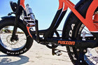 Bintelli Fusion Electric Bike Scooter - In Stock Now!-Electric Bicycle-Bintelli-Orange-Voltaire Cycles of Verona