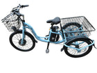 Bintelli Trio Electric Tricycle-Adult Trikes-Bintelli-Voltaire Cycles of Verona