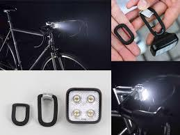 Blinder MOB Four Eyes Front Bicycle LIght-Bicycle Lights-KNOG-Voltaire Cycles of Verona