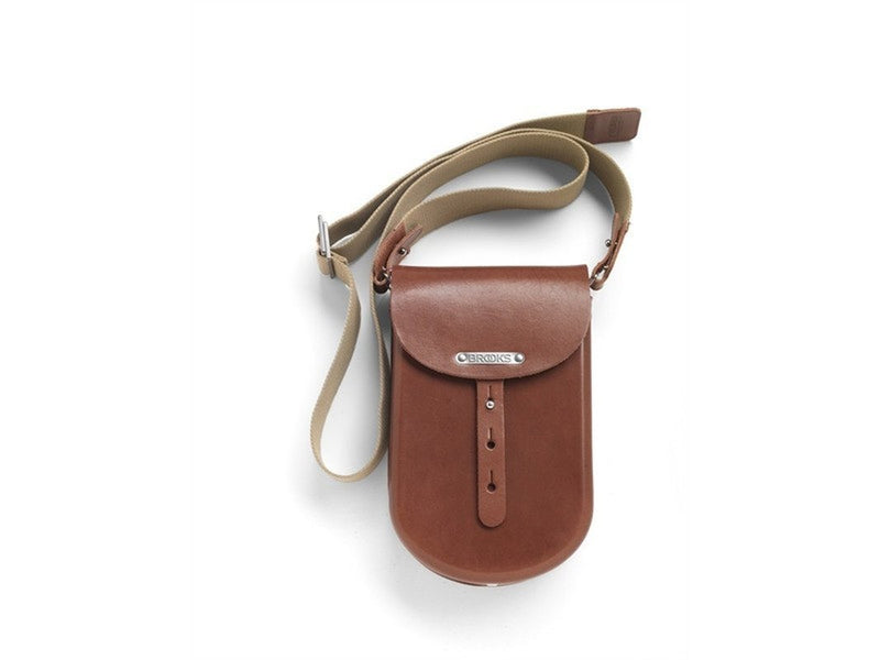 Brooks B2 Moulded Bicycle Saddle / Messenger Bag-Medium-Bicycle Handlebar Bags-Brooks England-Voltaire Cycles of Verona