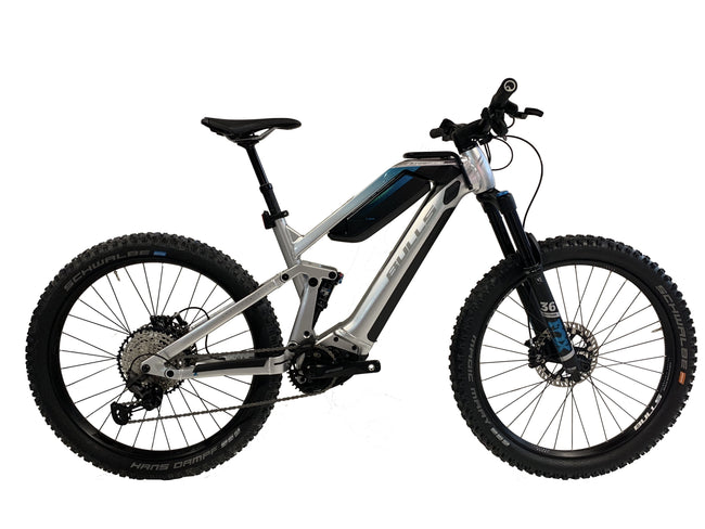 Bulls Adventure EVO AM - Electric Mountain Bike-Electric Bicycle-Bulls-Voltaire Cycles of Verona